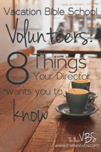 VBS volunteers Pinterest Image